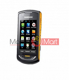 Lcd Display With Touch Screen Digitizer Panel For Samsung Monte S5602