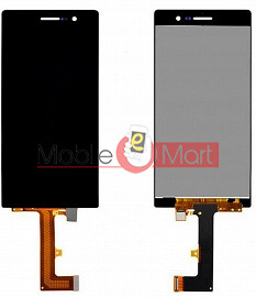 Lcd Display With Touch Screen Digitizer Panel For Huawei Ascend P7 Sapphire Edition