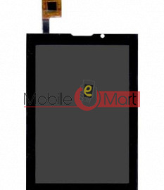 Lcd Display With Touch Screen Digitizer Panel For Karbonn A100