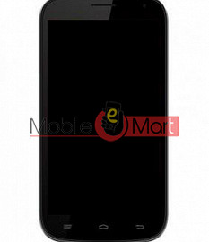 Lcd Display With Touch Screen Digitizer Panel For Intex Aqua 3X