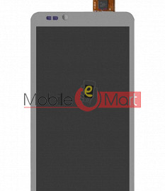 Lcd Display With Touch Screen Digitizer Panel For Micromax A113 Canvas Ego