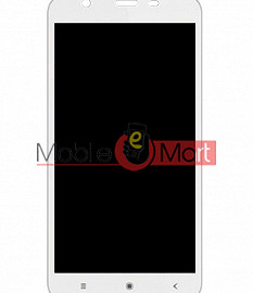 Lcd Display With Touch Screen Digitizer Panel For Videocon Z45 Dazzle