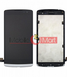Lcd Display With Touch Screen Digitizer Panel For LG Leon