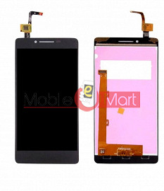 Lcd Display With Touch Screen Digitizer Panel For Lenovo A6000 Shot