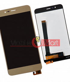 Lcd Display With Touch Screen Digitizer Panel For Asus Zenfone 3 Max 520