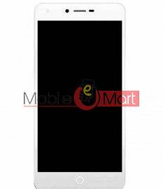 Lcd Display With Touch Screen Digitizer Panel For Karbonn Aura Sleek 4G