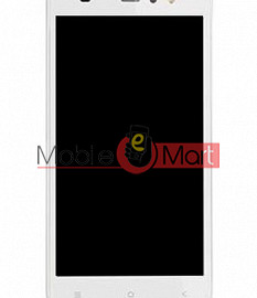 Lcd Display With Touch Screen Digitizer Panel For Gionee P4S