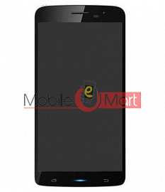 Lcd Display With Touch Screen Digitizer Panel For Spice Mi(551)