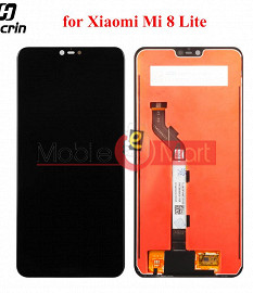 Lcd Display With Touch Screen Digitizer Panel For Xiaomi Mi 8 Lite