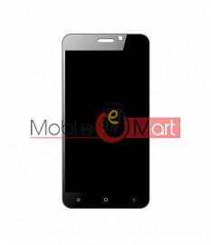 Lcd Display With Touch Screen Digitizer Panel For Swipe Konnect ME