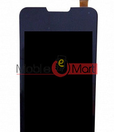 Lcd Display With Touch Screen Digitizer Panel For Lava Discover 132