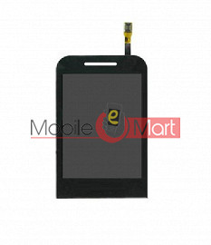 Lcd Display With Touch Screen Digitizer Panel For Samsung GT(C3310 Champ Deluxe)