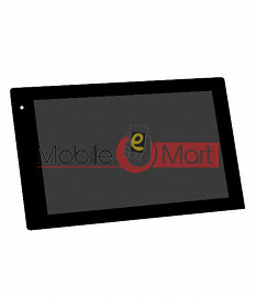 Lcd Display With Touch Screen Digitizer Panel For Lava QPAD R704