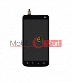 Lcd Display With Touch Screen Digitizer Panel For Karbonn A21