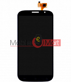 Lcd Display With Touch Screen Digitizer Panel For Spice Stellar 600 (Mi)