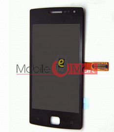 Lcd Display With Touch Screen Digitizer Panel For Samsung Omnia W I8350