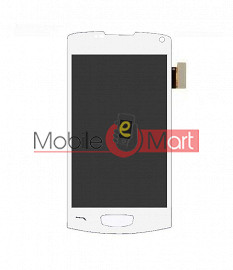 Lcd Display With Touch Screen Digitizer Panel For Samsung S8600 Wave 3