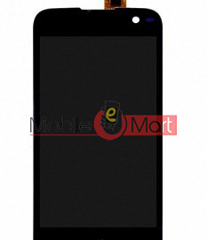 Lcd Display With Touch Screen Digitizer Panel For Karbonn Titanium Wind W4