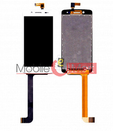 Lcd Display With Touch Screen Digitizer Panel For Micromax A121 Canvas Elanza 2