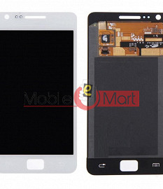 Lcd Display With Touch Screen Digitizer Panel For Samsung I9105P Galaxy S II Plus with NFC