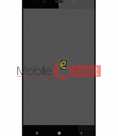 Lcd Display With Touch Screen Digitizer Panel For Videocon Z55 Dash