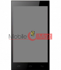 Lcd Display With Touch Screen Digitizer Panel For Intex Aqua 3G Pro