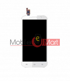Lcd Display With Touch Screen Digitizer Panel For Karbonn A25 Plus