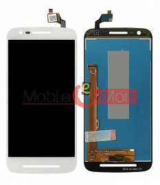 Lcd Display With Touch Screen Digitizer Panel For Moto E3