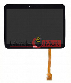 Lcd Display With Touch Screen Digitizer Panel For Samsung Galaxy Tab 3 10.1 P5200