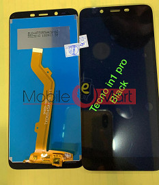 Lcd Display With Touch Screen Digitizer Panel For Tecno IN1 Pro
