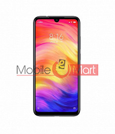Lcd Display With Touch Screen Digitizer Panel For Redmi Note 7