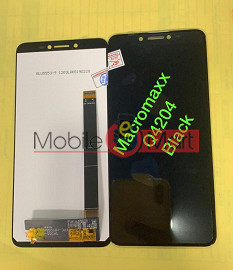 Lcd Display With Touch Screen Digitizer Panel For Micromax BHARAT5 Infinity Edition Q4204