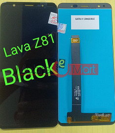 Lcd Display With Touch Screen Digitizer Panel For Lava Z81