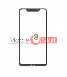 Touch Screen Glass For motorola one power