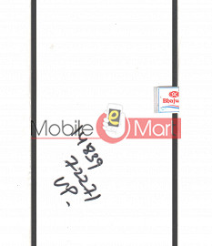 Touch Screen Glass For Micromax BHARAT5 Infinity Edition Q4204