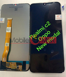 Lcd Display With Touch Screen Digitizer Panel For Realme C2