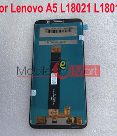 Lcd Display With Touch Screen Digitizer Panel For Lenovo A5
