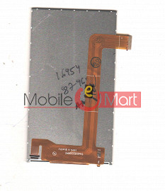 Lcd Display Screen For  Lava Z50