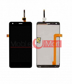 Lcd Display With Touch Screen Digitizer Panel For Xiaomi Redmi 2 - Black