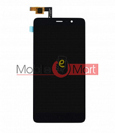 Lcd Display With Touch Screen Digitizer Panel For Xiaomi Redmi Note 3 (Black)