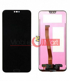 Lcd Display With Touch Screen Digitizer Panel For Huawei Honor 10(Black)
