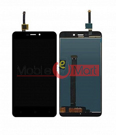 Lcd Display With Touch Screen Digitizer Panel For Xiaomi Redmi 4A (Black)