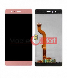 Lcd Display With Touch Screen Digitizer Panel For Huawei P9(Black)