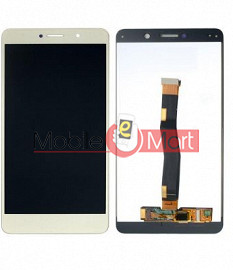 Lcd Display With Touch Screen Digitizer Panel For Huawei Honor 6X(Black)