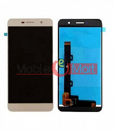 Lcd Display With Touch Screen Digitizer Panel For Huawei Y6 Pro(Black)