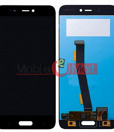Lcd Display With Touch Screen Digitizer Panel For Xiaomi Mi 5 - Black