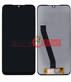 Lcd Display With Touch Screen Digitizer Panel For Xiaomi Redmi Y3 - Black