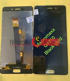 Lcd Display With Touch Screen Digitizer Panel Combo Folder Glass For Micromax Canvas 2 Q4310