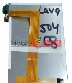Lcd Display Screen For Lava Iris 504q+