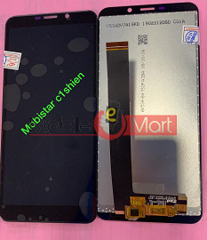Lcd Display With Touch Screen Digitizer Panel For Mobiistar C1 Shine
